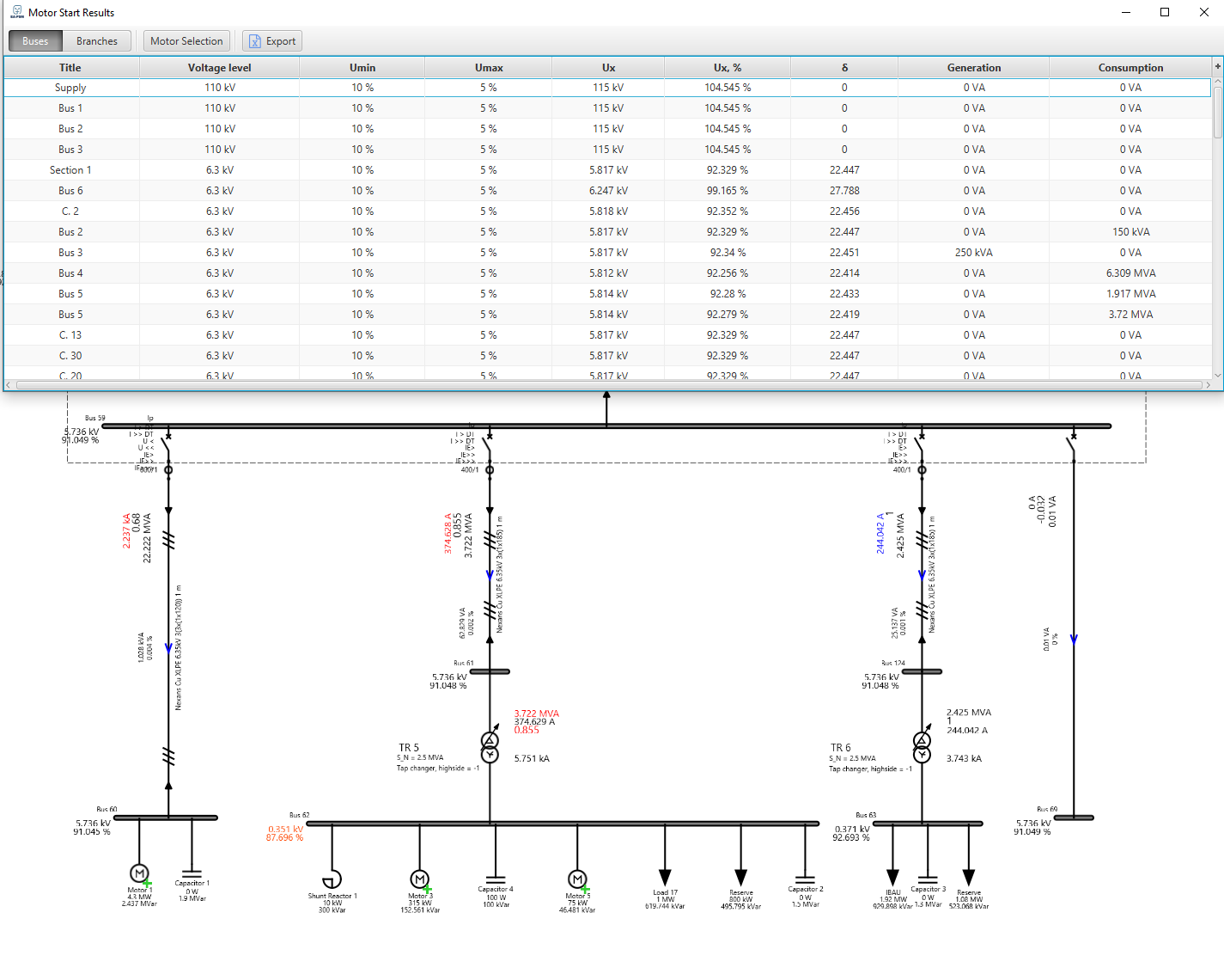 EA-PSM Energy System Calculations software